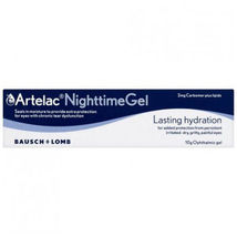 Artelac Night Time Ophthalmic Gel For Dry Eyes Tear Dysfunction - $10.14+