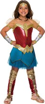 Rubies DC Comics Wonder Woman Justice League Premium Halloween Costume 6... - $1.081,91 MXN
