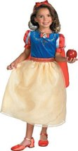 Disguise Snow White and the Seven Dwarfs Deluxe Toddler-Child Costume - $551,39 MXN