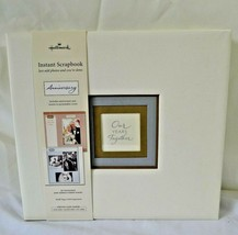 Hallmark Instant Scrapbook Anniversary Our Years Together 20 Pages NEW - $26.99
