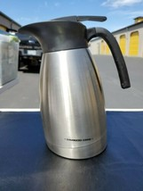 Starbucks Barista Carafe Stainless Steel Insulated Coffee Pot 1.75 Qt L 2001 - $19.24