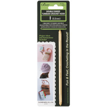 Clover Double Ended Tunisian Crochet Hook-I/5.5mm - $10.88