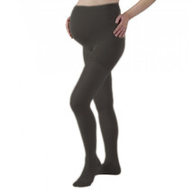 Mediven Assure 20-30 mmHg Maternity Panty w/ Adjustable Waistband CT Black Large - $76.19