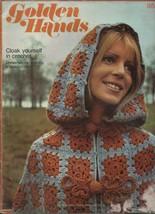 Golden Hands - Crochet Cloak #227 - SC -  1971 - Marshall Cavendish Ltd. - $8.33