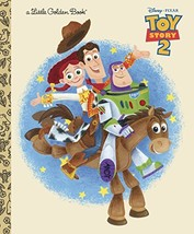 Toy Story 2 Little Golden Book - $5.46
