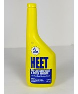 Gas-Line Antifreeze and Water Remover, 12 Fl oz. HEET HA55120 - $7.72