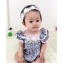 Newborn Kids Baby Girls Infant Floral Romper Jumpsuit Bodysuit Clothes O... - $20.00