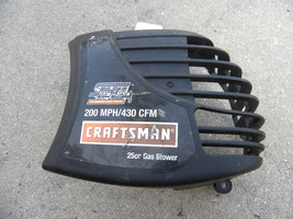 Poulan / Weedeater / Craftsman Blower Engine Cover Assembly #545135806 - $13.81