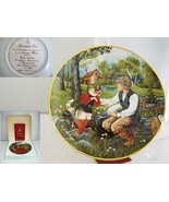 Puss in Boots Classic Fairy Tales Bradford Exchange Collector Plate - $24.99