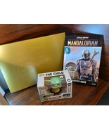 Mandalorian Lithograph Set (3 Limited Edition Posters) + Poster Book + C... - $48.60