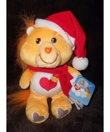 Care Bear Cousin Brave Heart Lion Carlton Cards Plush Stuffed Animal Chr... - $14.34