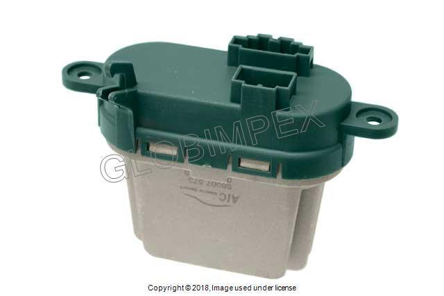 Blower Motor Regulator for A//C and Heater URO Parts 7L0 907 521 B