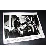 1992 T Burton Movie BATMAN RETURNS Press Photo Michael Keaton Michelle P... - $9.95