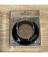 Lancome OPULENT ONYX (METALLIC) 609 Color Design Eyeshadow 100% AUTHENTIC - $19.98