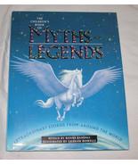 El Libro para Niños Myths And Legends Ronne Randall 2012 Tapa Dura USA - $11.73