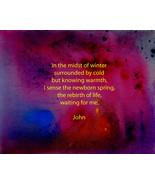 Meditation Art, Wisdom Art, Calming Art, Yoga Art - Hope -   Quality 4 P... - $23.00