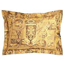 Ralph Lauren King Pillow Sham Bellosguardo Paisley NEW $130 Italy 1st qu... - $59.28