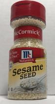 New McCormick Sesame Seed 2 oz Exp 1/21 Non GMO - $20.03