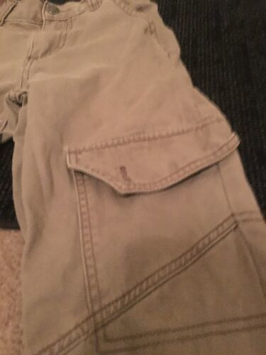 Wrangler Jeans Boys Casual Pants Brown Sz 8 Regular image 2