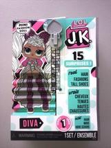 2020 L.O.L. Surprise! JK - DIVA - Mini Fashion Doll LOL Series 1 - New!! - $20.20