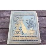 Antique 1880's Victorian DIE CUT Scrapbook Album Trade Cards Ephemera - $123.70
