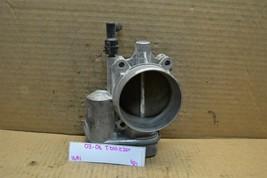 03-06 Chevrolet TrailBlazer 4.2L Throttle Body OEM Assembly 421-16a1 - $9.99