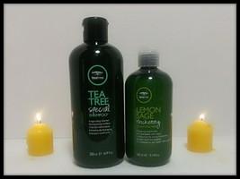 Free Gift Paul Mitchell  Tea Tree Special Shampoo & Lemon Sage Condition... - $30.86