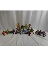 Teenage Mutant Ninja Turtles TMNT Playmates Toys Figures Vintage Lot 16 ... - $94.02