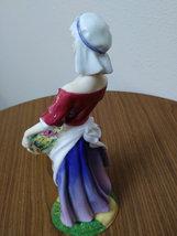 Dawn Young Girl Royal Douton 1989 Figurine V.G Condition  image 3
