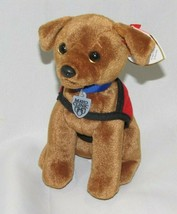 "Ty Beanie Baby Dr. Jack The Helping Dog (6"") nwt - $39.59"