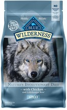 Wilderness Blue Buffalo High Protein Dry Adult Dog Food - $17.57