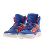 Adidas Men's Mutombo Basketball Shoes TRIBAL PRINT Size 7 us Q33017 - $98.97