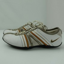 Nike Air Cheerleading Shoes Women's Size 9 White 315170-191 - $39.59