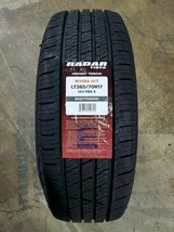 LT265/70R17 Radar RIVERA H/T 121/118S 10PLY (SET OF 4) - $589.99