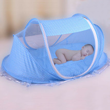 Foldable  Baby Bed Net With Pillow+Net 2pieces Set - $39.25