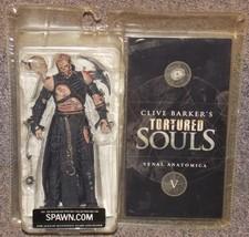 2001 McFarlane Toys Clive Barker's Tortured Souls Venal Anatomica Figure... - $54.99
