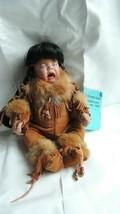 American Vintage Native Indian Doll by Brenda Albuquerque New Mexico - $66.49