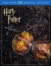 Harry Potter & The Deathly Hallows-P1 (Blu-Ray/Digital Hd/Ultraviolet/Se)