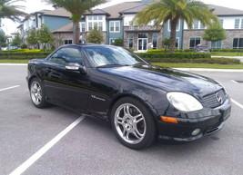 Mercedes R170 Rear Right Quarter Window Glass W Motor Regulator Oem - $98.99