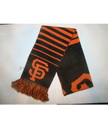 "San Francisco GIANTS Scarf - ""SF"" - $25.00"