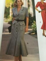 Butterick Sewing Pattern 6745 Beau David Misses Dress Easy Career Uncut ... - $11.70
