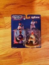 Starting Lineup 1998 Kenner Juan Gonzalez Texas Rangers New NIP - $10.69