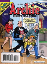 Archie Digest Magazine #225 VF/NM; Archie | save on shipping - details inside - $2.99