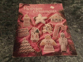 Victoria Ornaments by Patricia Nasers Leaflet 901 - $2.99