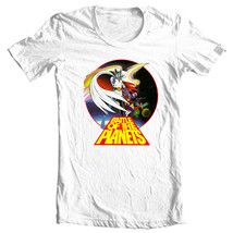 Battle of Planets T-shirt Free Shipping 80's Saturday Morning cartoon cotton tee image 2