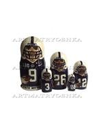 Penn State Nittany Lions nesting doll matryoshka doll, babushka doll 5 p... - $69.90
