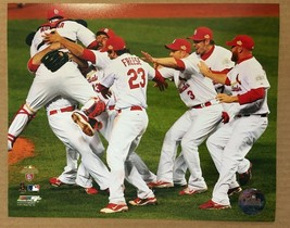 St. Louis Cardinals 2011 World Series Champions P2 Glossy 8 X 10 Photo DM1 - $5.99