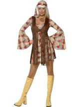 1960'S Groovy Baby, 1960'S Groovy Fancy Dress, Large 16-18, Womens - $29.72