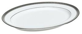 Noritake Crestwood Platinum 14-Inch Medium Oval Serving Platter - $74.25