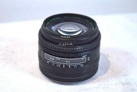QUANTARAY TECH-10 MX AF 24mm f2.8 Camera Lens Minolta Sony A * Macro Wid... - $46.75
